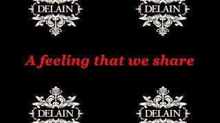 Delain - Such A Shame (Talk Talk Cover) [Lyrics]