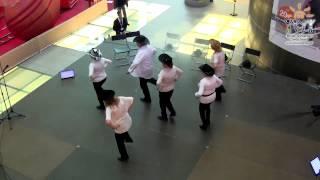 Achy Breaky... Dança Sénior Portugal.