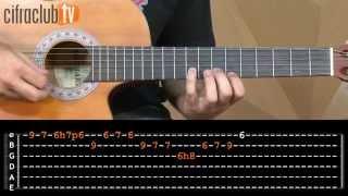 Videoaula Coisas Esotéricas (aula de violão)