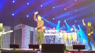 Sexy salsa dancing Ricky Martin Oakland la bomba