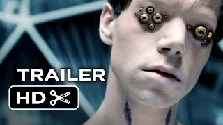 The Hybrid Official Trailer (2014) - Swedish Sci-Fi Thriller Movie HD