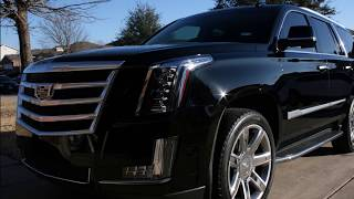 Cadillac Escalade Ceramic Coating Detail Frisco|Little Elm|Denton
