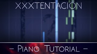 [DOWNLOAD]XXXTENTACION - changes - Piano TUTORIAL