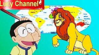 DORAEMON Lucy Channel tập 6 PHIM HÀI CHẾ ĐÔRÊMON THỜI HỌC SINH