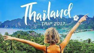 THAILAND TRIP 🇹🇭  | TRAVEL | Bangkok - Krabi - Kho Phi Phi