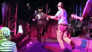 Best 80s tribute band the pac men live and dancing
