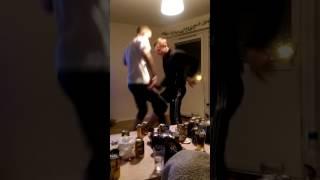 Epic dance fail