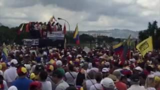 El pueblo se cansó ya: #3N Miraflores