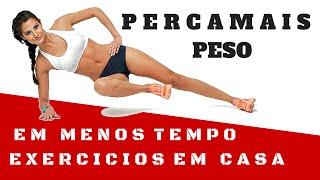 H I I T Treino  - Perder a Barriga com Exercicios
