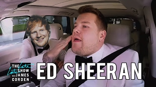 Ed Sheeran Carpool Karaoke