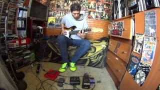 Cochise Audioslave Cover Guitar