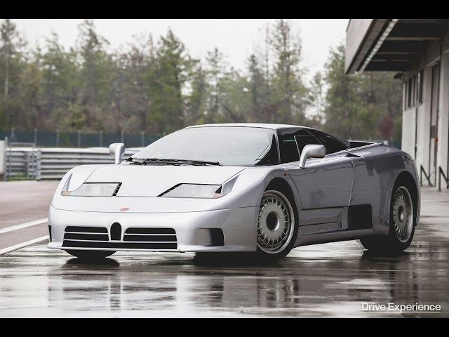 Bugatti EB110 GT - Davide Cironi Drive Experience (ENG.SUBS)