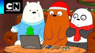 Ursos Sem Curso | Os convites | Cartoon Network