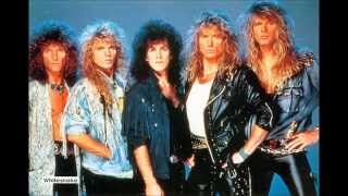 Whitesnake  -  Give me all your love tonight