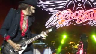 Aerosmith - Let the music do the talking (Curitiba)