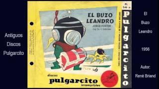 El Buzo Leandro - Discos Pulgarcito