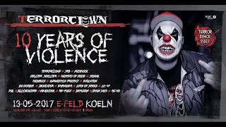 TerrorClown - 10 Years Of Violence (Aftermovie)