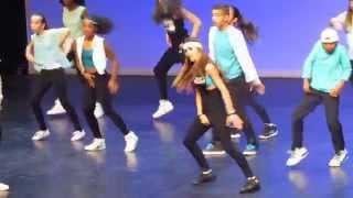 Lou Hip Hop Marion Palais des Congrès 2015
