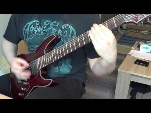mokoma-sinne-missa-aamu-sarastaa-guitar-cover-hartsai