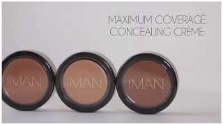 How To: Use the IMAN Cover Cream