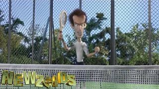 Andy Murray 'Happy Song' - Newzoids