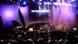 Matias Damasio - Porque? no FESTIANGOLA 2010