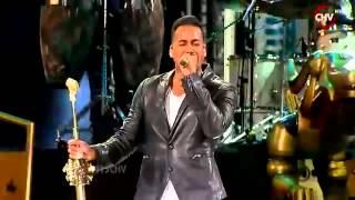 Romeo Santos Fui a Jamaica en el festival de Viña 2015