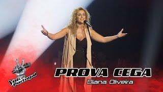 "Diana Oliveira - ""Avé Maria""   Provas Cegas   The Voice Portugal"