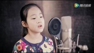 七岁小萝莉Tiiler翻唱《虫儿飞》稚气嗓音温暖你的夜晚