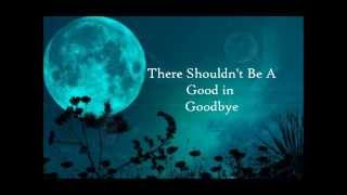 Jason Walker - Shouldn't Be A Good in Goodbye