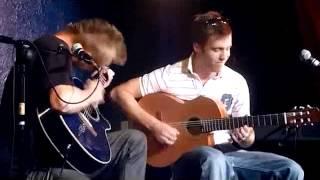 El Llanero Solitario - Version Guitarra Clasica por Showhawk Duo Live [Lone Ranger]