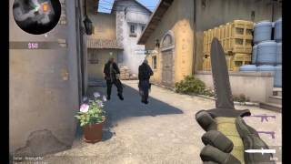 HOW TO CALM DOWN RUSSIANS IN CS GO (HARD BASS)