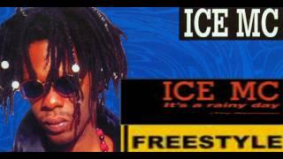 It's  A rainy day - Ice mc  _ Freestyle Remix