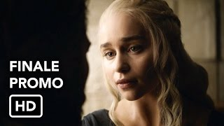 """Game of Thrones 6x10 Promo """"The Winds of Winter"""" (HD) Season Finale"""