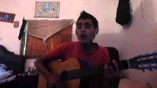 juniors-choco dedicando una musica a su amiga Maaii Escobar de argentina