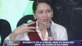 HINDI AKO PAPAYAG AD in ABS CBN