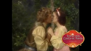 Os casais românticos do Teatro dos Contos de Fadas