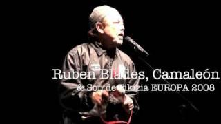 HD • RUBEN BLADES • CAMALEON • 2008 EUROPA