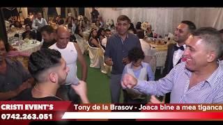 Tony de la Brasov - Joaca bine a mea tiganca [ Oficial Video ] 2020    Cristi Event's