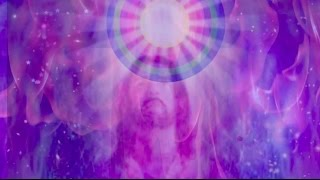 VIOLET FLAME Meditation with ©Aeoliah 2016