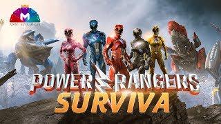 Vivegam - Surviva Song Remix | Power Rangers Version