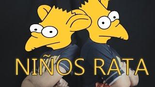 NIÑOS RATAS RAP   ZARCORT Y PITER-G