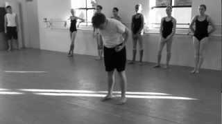 Daniel Longo Master Class - Susan's Dance Works - Dear True Love