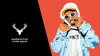 "[FREE] Madeintyo Type Beat x Kyle Type Beat 2017 ""Atari""   Trap Instrumental   SOB Production"