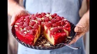 Himbeer Poke Cake - Rezept von Betty Bossi