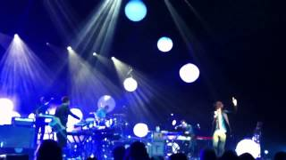 Passion Pit - It's Not My Fault, I'm Happy (Peabody Opera House, St Louis MO 02/26/2013)