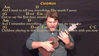 This Town (Niall Horan) Ukulele Cover Lesson with Chords/Lyrics