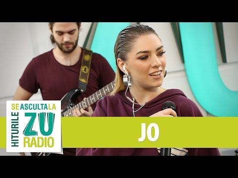 JO - You Don't Know Me (Jax Jones & Raye) (Live la Radio ZU)