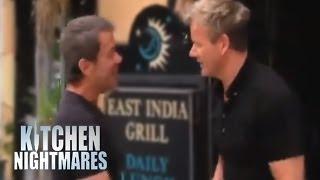 Brave Waiter Asks Gordon for a Job - Kitchen Nightmares