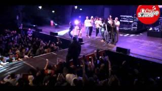 N*E*R*D Everyone Nose Live @ Coke Sound Up Munich 09.04.11